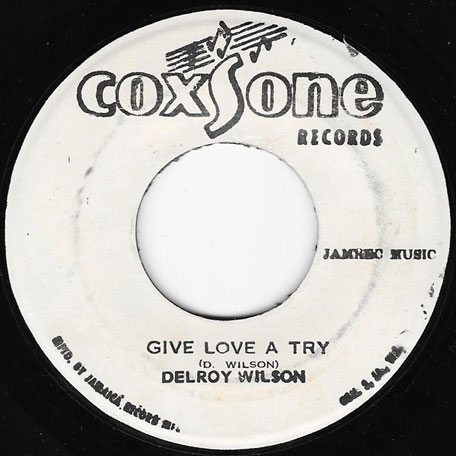 Give Love A Try / He Will Provide - Delroy Wilson / The Maytals