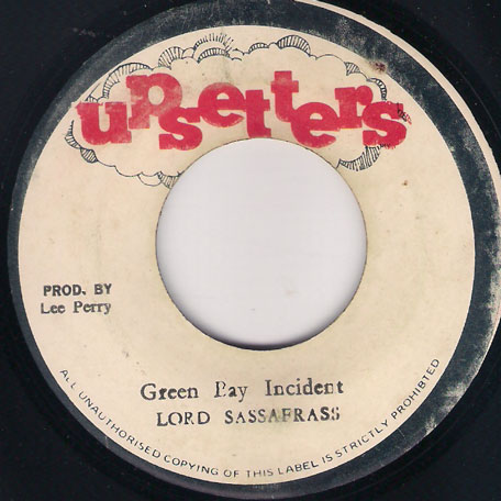 Green Bay Incident / Ver - Lord Sassafras