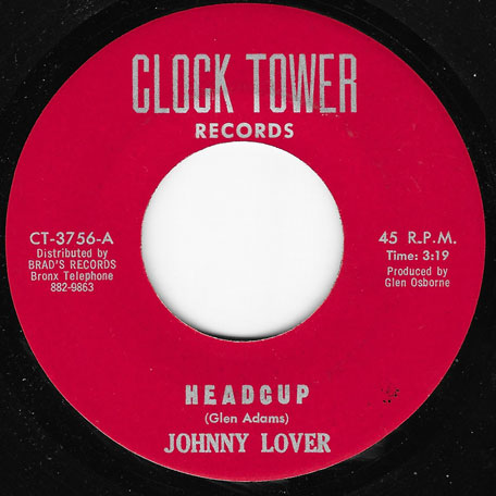 Head Cup / Echo - Johnny Lover and Charlie Ace