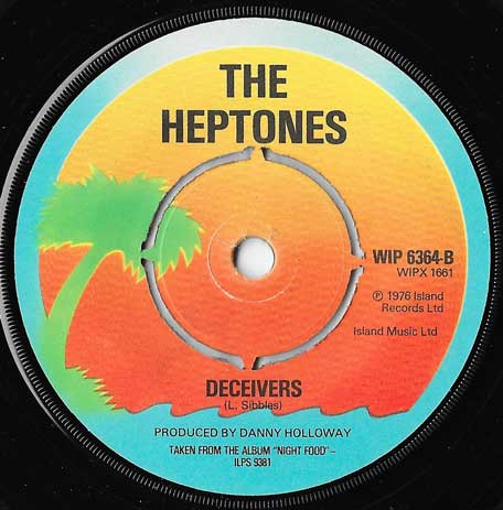 Party Time / Decievers - The Heptones