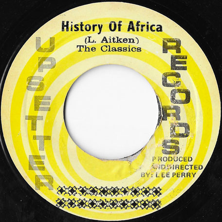 History Of Africa / Maca Bee The 3rd - The Classics / Winston Cool
