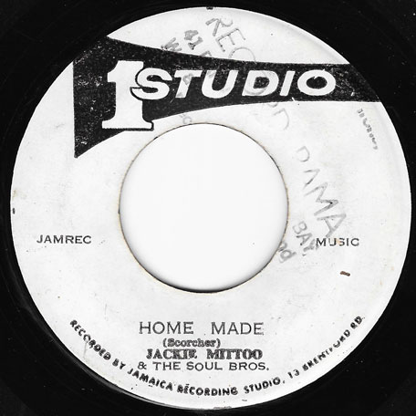 Im Gonna Take Over Now / Home Made - The Ethiopians / Jackie Mittoo And The Soul Brothers