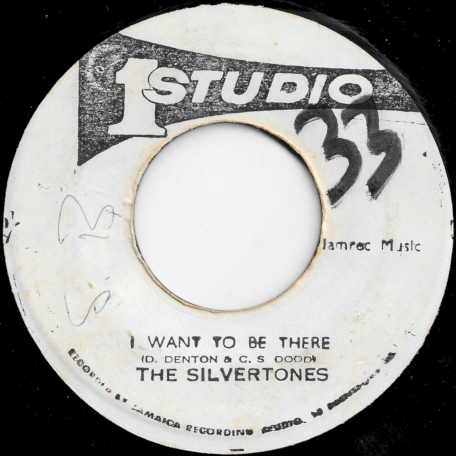 I Want To Be There / Part 2 - The Silvertones