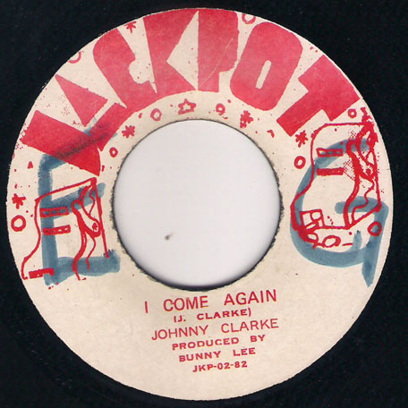 I Come Again - Johnny Clarke