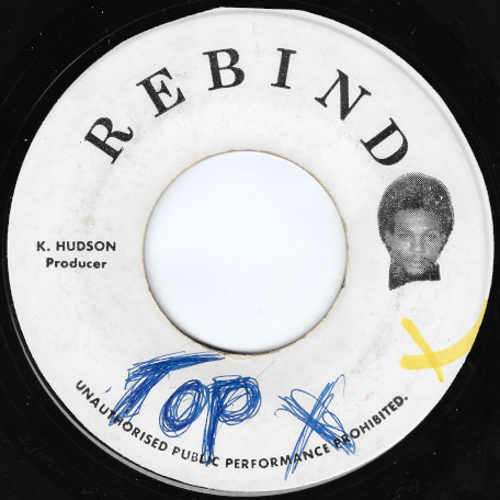 Im Gonna Get You / Freedom Train - Delroy Wilson / U Roy Jr