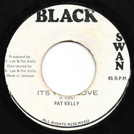 Its You I Love / Ver - Pat Kelly