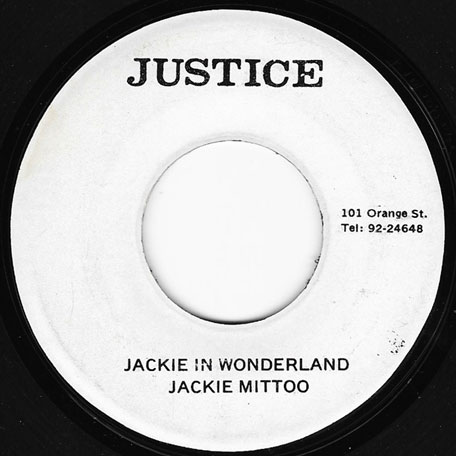 Race At Ballistic Park / Jackie In Wonderland - Derrick Morgan / Jackie Mittoo