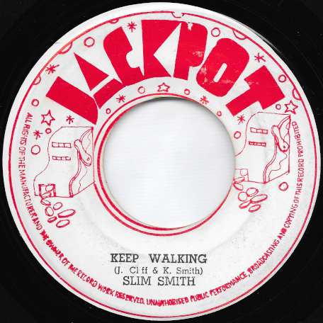 Keep Talking / Will You Still Love Me - Slim Smith