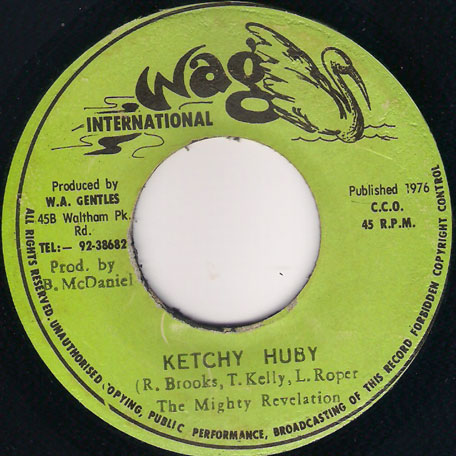 Ketchy Huby / Pt 2 - The Mighty Revelation