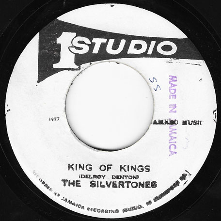 King Of Kings / Pt 2 - The Silvertones
