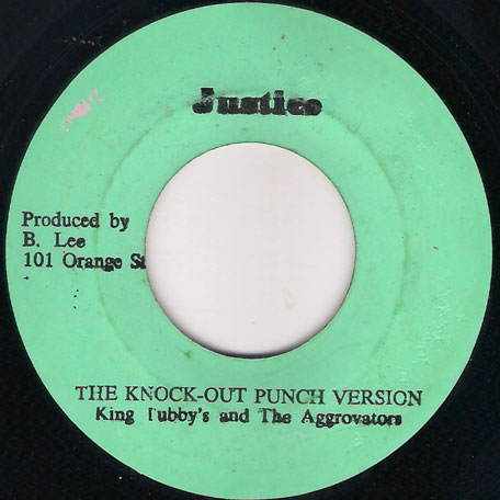 Dont Talk Too Much / The Knock Out Punch Version - Johnny Clarke / King Tubbys And The Aggrovators