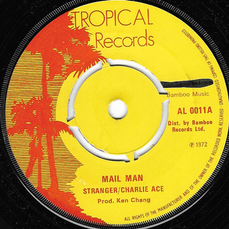 Mail Man / Man Version - Stranger Cole and Charlie Ace
