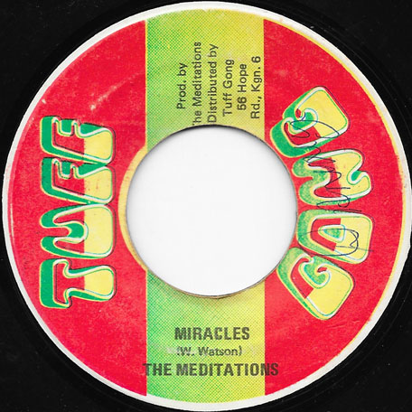 Miracles / Ver - The Meditations