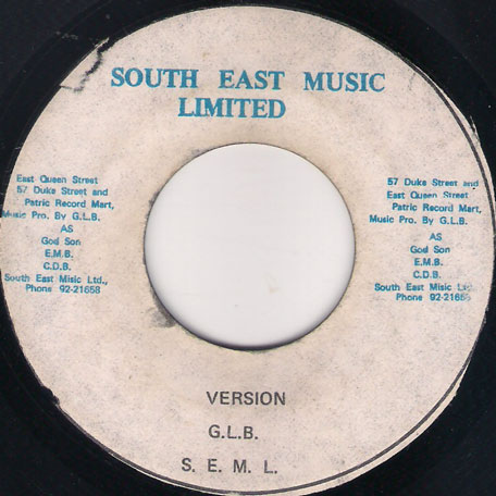Mitchville Rock / Mr Melody - Glen Brown and The God Sons