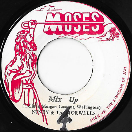 Mix Up / Worries - Niney And The Morwells / Morwell Unlimited