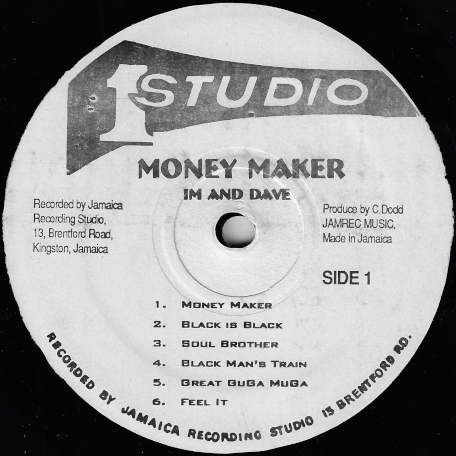 Money Maker - Im and Dave