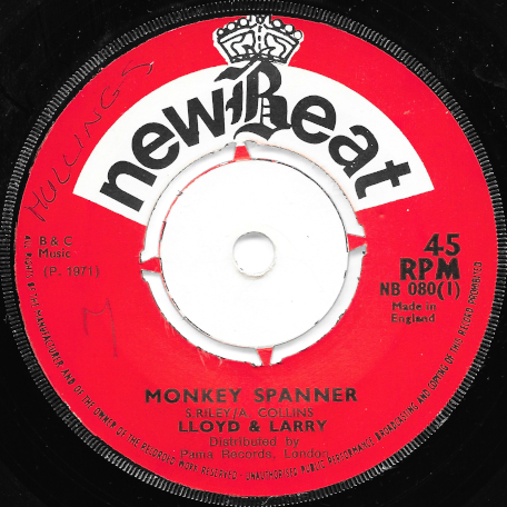 Monkey Spanner / Ver 2 - Lloyd And Larry / Lloyd And Larry All Stars