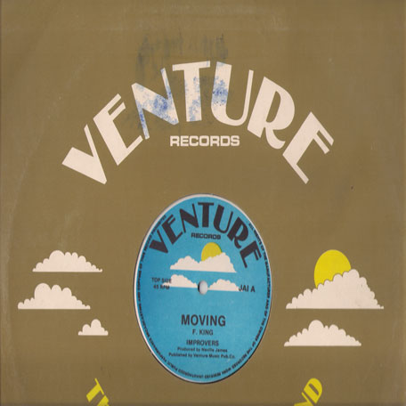 Moving / Corduroy - The Improvers and Ranking Blacka