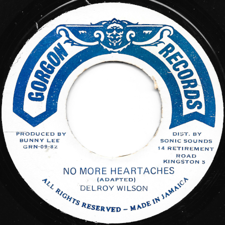 No More Heartaches / Ver - Delroy Wilson
