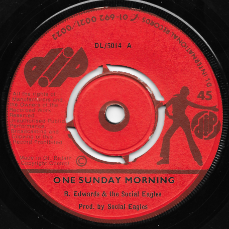 One Sunday Morning / Sunday Morning Ver - Rupie Edwards And The Eagles