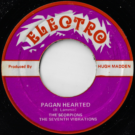 Pagan Hearted / Version Hearted - The Scorpions And The Seventh Vibrations