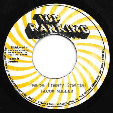 Peace Treaty Special / Togetherness Rock - Jacob Miller / Fatman Riddim Section