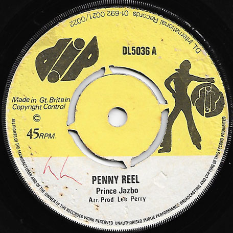 Penny Reel / Good Things - Prince Jazzbo