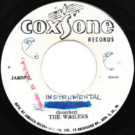 Rude Boy / Pine Juice - The Wailers / Clue J And The Blues Busters