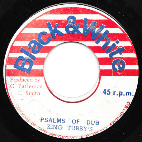 Not Responsible / Psalms Of Dub - Carlton And Leroy / King Tubby