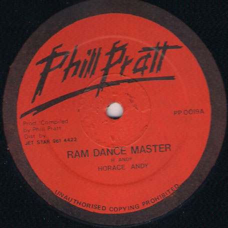 Ram Dance Master - Horace Andy