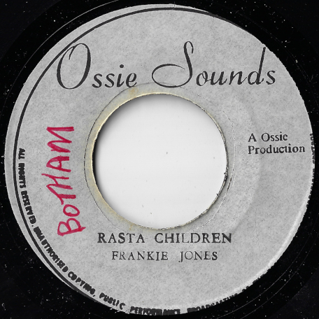 Rasta Children / Ver - Frankie Jones