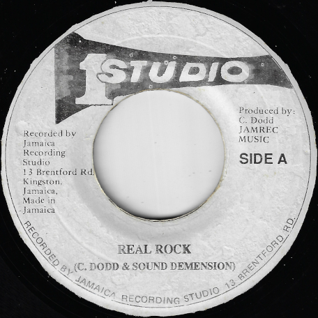 Real Rock / Real Dub - Sound Dimension