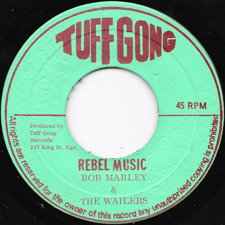 Road Block / Rebel Music Ver - Bob Marley And The Wailers