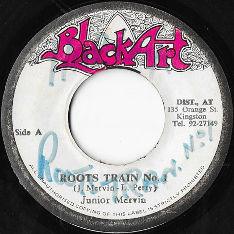 Roots Train Number One / Dub Number One - Junior Murvin