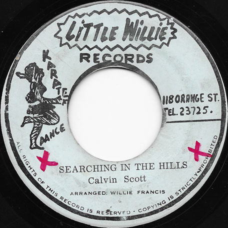 Searching In The Hills / Ver - Calvin Scott
