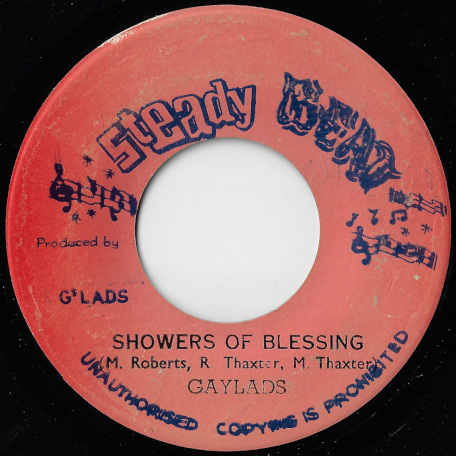 Showers Of Blessing / Ver - The Gaylads