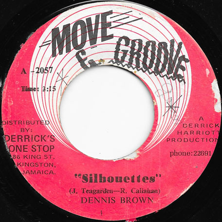 Silhouettes / Ver - Dennis Brown
