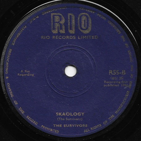 Take Charge / Skaology  - The Survivors