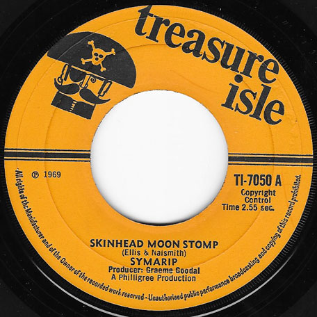 Skinhead Moonstomp / Must Catch A Train - Symarip