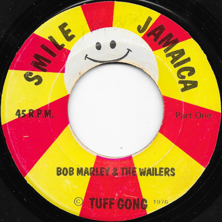 Smile Jamaica (Slow Cut) / Smile Jamaica (Upsetter / Fast Cut) - Bob Marley And The Wailers