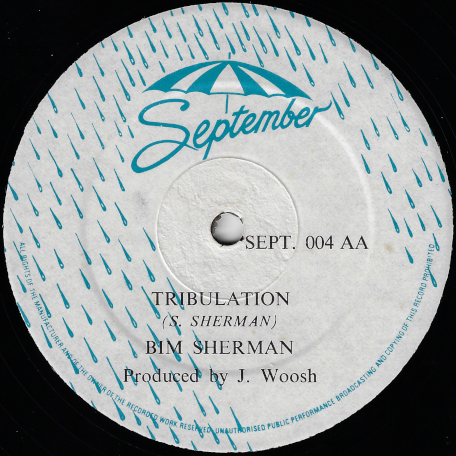 Some Day / Tribulation - Bim Sherman