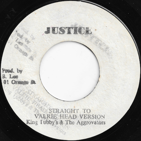 True Believer In Love / Straight To Valeries Head Ver - Johnny Clarke / King Tubby And The Aggrovators