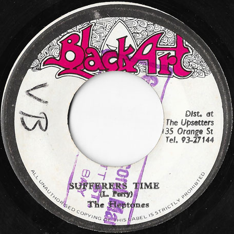 Sufferers Time / Sufferers Dub - The Heptones