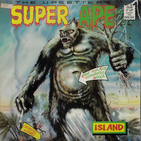 Super Ape - The Upsetters