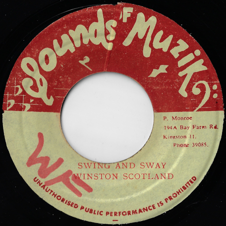 Swing And Sway / Ver - Winston Scotland