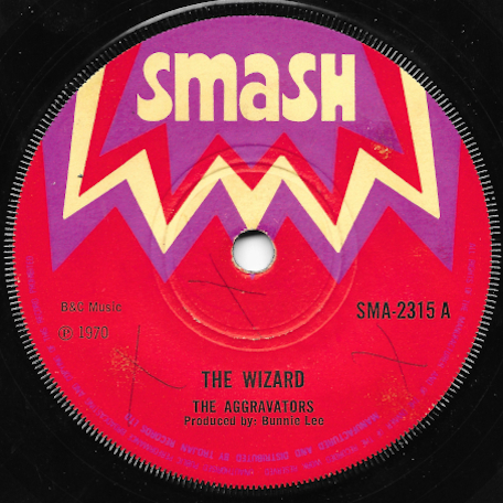 The Wizard / Sweet Like Candy - The Aggrovators / Winston Williams And Pat Kelly