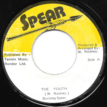 The Youth / Roll A Ball Ver - Burning Spear