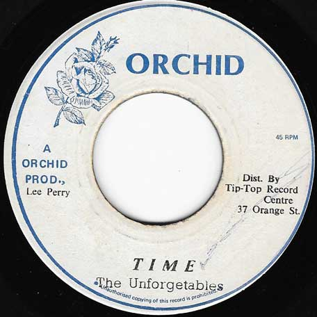 Time / Dub In Time - The Unforgetables