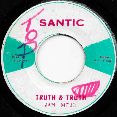 Truth And Truth / Ver - Jah Mojo