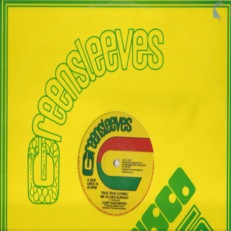 True True Loving / Mi Go Deh Already / A Level Dub - Clint Eastwood and The Revolutionaries
